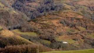 Navarra  033  Valle de Baztan Erratzu y barrio Gorostapolo