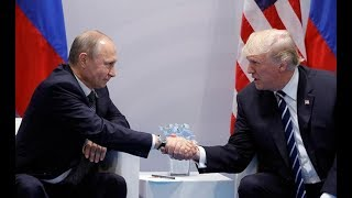 Трамп учится у Путина. Хроники торговой войны