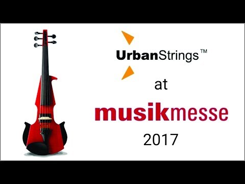 Urbanstrings At Musikmesse 2017