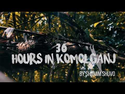 36 Hours In Komolganj / Hum Hum Waterfall / Bangladesh Travel Vlog