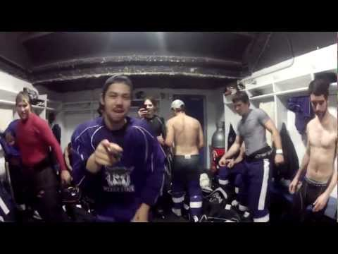 Weber State Wildcats Hockey Club - Colorado Road Trip (November 2012).mov