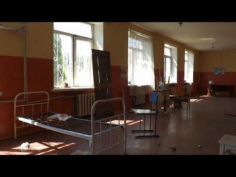 شاهد: أوكرانيا تطلق مشروع لبيع سجون البلاد القديمة والمهجورة…  - نشر قبل 6 ساعة