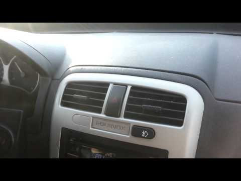 My girlfriend's car has a unique feature