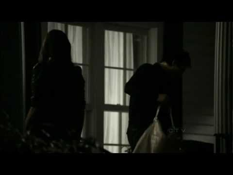 The Vampire Diaries season 1 finale - BIG KISS ♡