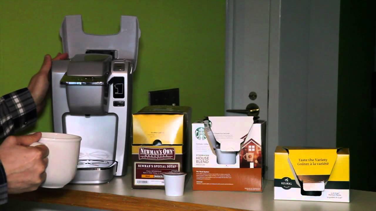 Keurig Mini Plus B31 Single Cup Coffee Brewer K Cup Youtube