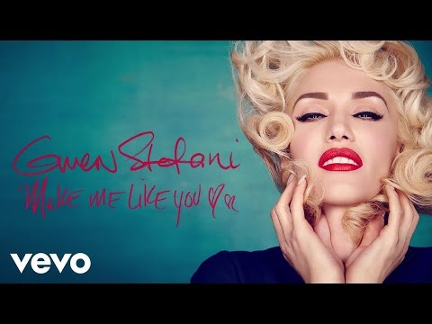 Gwen Stefani - Make Me Like You (Official Audio)