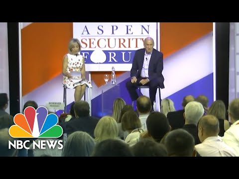 Intel Chief Dan Coats Find Out About Vladimir Putin's White House Invite | NBC News