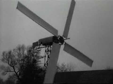 Self-made windmill produces enough energy to run his farm (Week number: 80-06)
