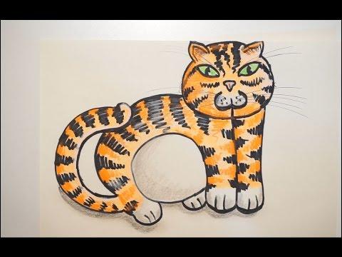 كيف تحول كلمه CAT الى قط  ?