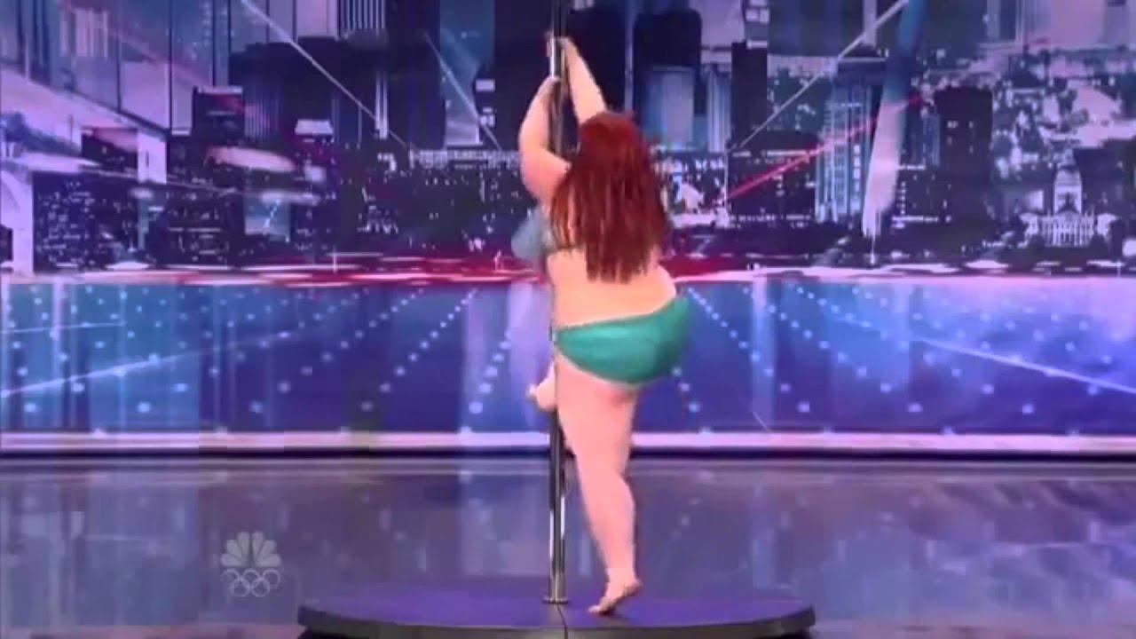 Найти клип про танцующая толстуха