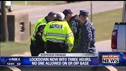NAS Fort Worth JRB locked down