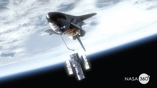 NASA 360 Talks - Repairing Hubble
