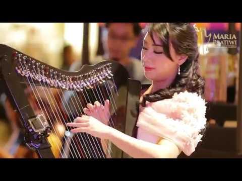 Sugar - Maroon 5 [Electric Harp Cover] by Maria Pratiwi