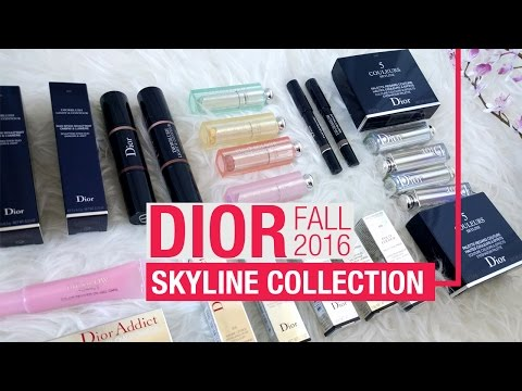 [NEW] DIOR FALL 2016 SKYLINE COLLECTION | spiffykerms