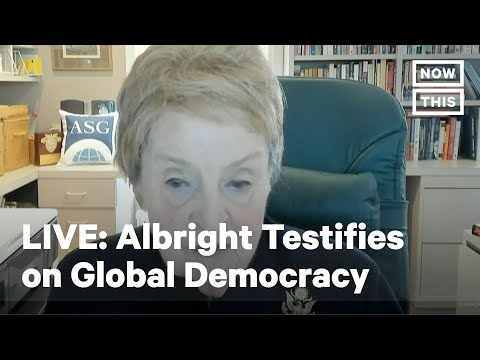 Senate Foreign Relations Committee Holds Hearing on Global Democracy | LIVE