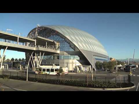 Anaheim Celebrates Opening of ARTIC Transportation Hub