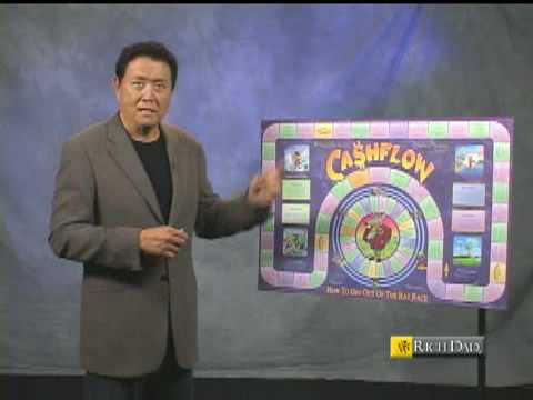 Robert Kiyosaki –  The CASHFLOW Game  #Smartphone #Android