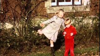 Young Princess Diana - home videos