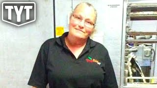 This Lunch Lady Was Fired For Having A Heart