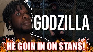 Crypt Goes In On STANS ! | Crypt - Godzilla (Eminem Remix) REACTION