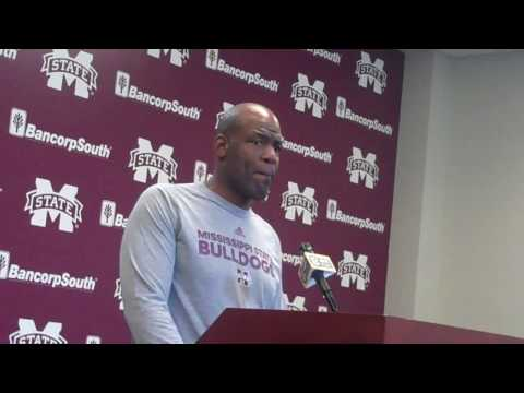 Ron English Introduced As MSU Safeties Coach