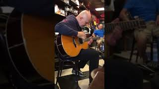 Billy Corgan- Now and Then (Acoustic)