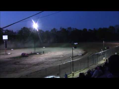 Butler Motor Speedway FWD Heat #2 5/6/17