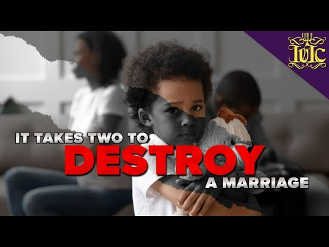 The Israelites: It Takes Two To Destroy a Marriage!!!