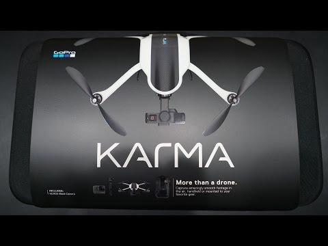 GoPro Karma Unboxing