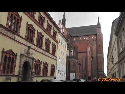 Travel Video: Wismar Germany a UNESCO World Heritage Site