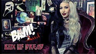 The Bam Box & Box of Dread Unboxing - Oct / Nov 2017