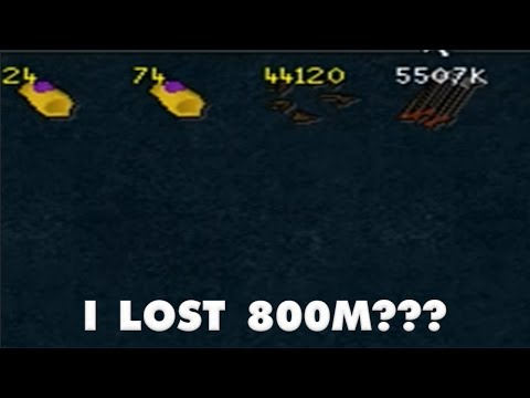 I Somehow Lost 800m...(Broad Arrows)
