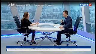 Вести. Комментарий: Анастасия Гибалкина о фестивале ZNAКИ (ГТРК ,1.06.2018)