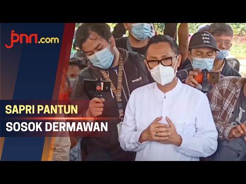 Eko Patrio: Sapri Pantun Tidak Pernah Mengeluhkan Soal Honor