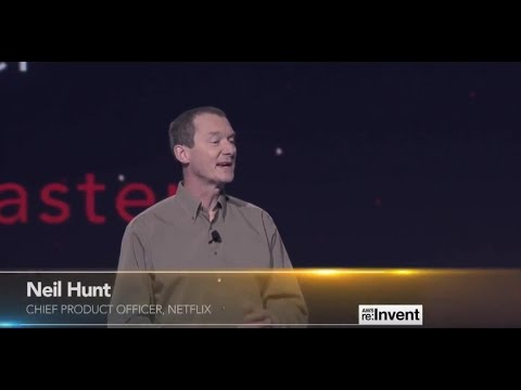 Neil Hunt of Netflix Discusses How AWS Supports Deployment of New Features and Tools
