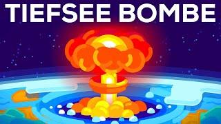 Was passiert, wenn man eine Atombombe im Marianengraben zündet?