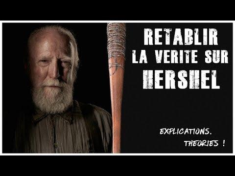 """L'Instant """"Walking Dead"""" : La VERITE sur Hershel (explications, théories) !"""