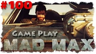 "Mad Max ""Paint My Name In Blood"" Story Mission Gameplay."