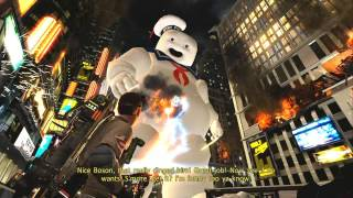 Ghostbusters - Stay Puft Marshmallow Man xbox 360 gameplay