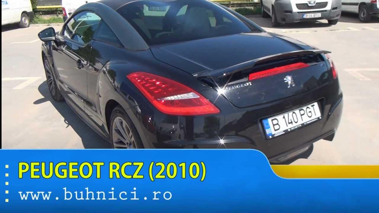 REVIEW- Peugeot RCZ (www.buhnici.ro)
