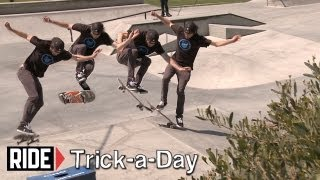 How-To Skateboarding: Backside Bigspin with Pat Duffy
