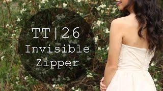 TT26 HowTo - Invisible Zipper