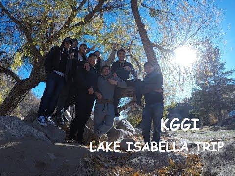 KGGI LAKE ISABELLA FISHING TRIP!!!