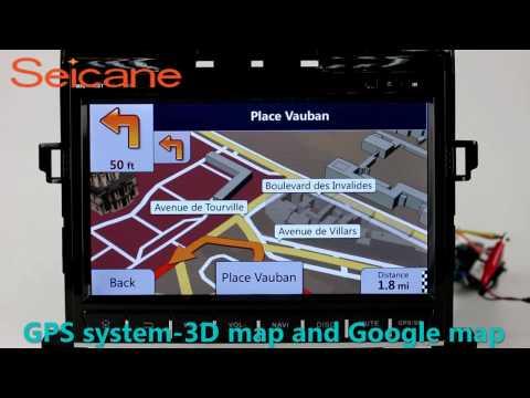 2007-2014 TOYOTA Alphard Vellfire 350Z G in dash radio dvd gps navigation system with 1080P Video
