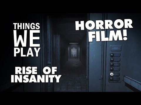 Rise of Insanity - Horror Film!