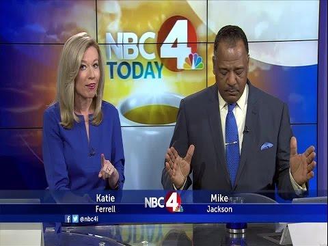 Mike Jackson says goodbye to NBC4 Today