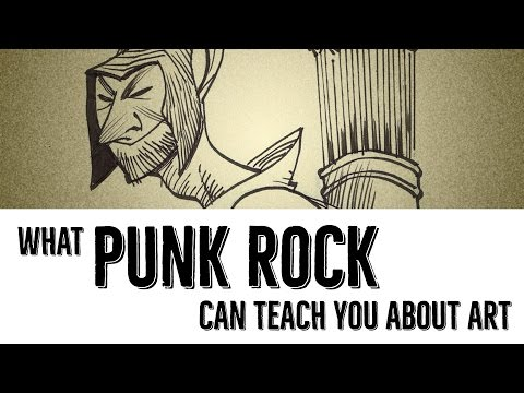 What Punk Rock Can Teach You About Art