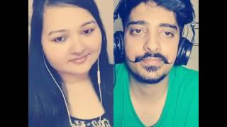 Half girlfriend-barish smule cover