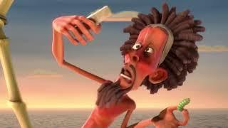 WAPWON BZ Full Movie HD Cartoon Robinson Crusoe 3D Animation Short Film
