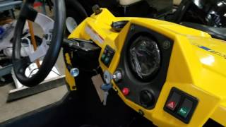 Challenger UTV Golf Cart Assembly Video How To Assemble & Other Information
